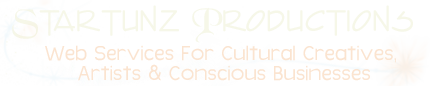 StarTunz Productions Logo